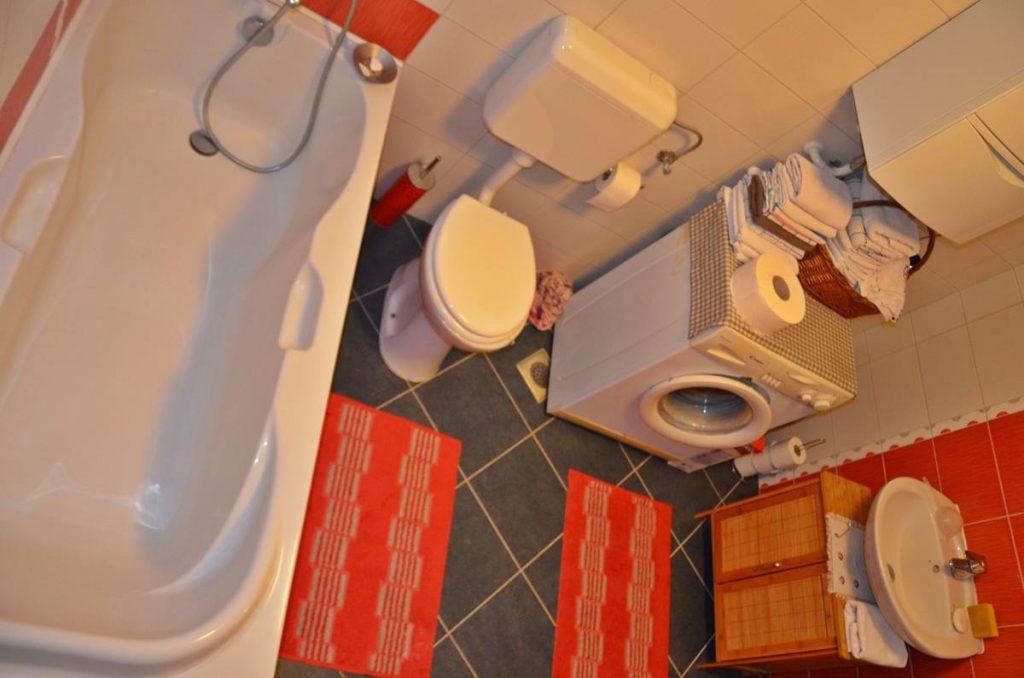 Kuća za odmor - kupaonica